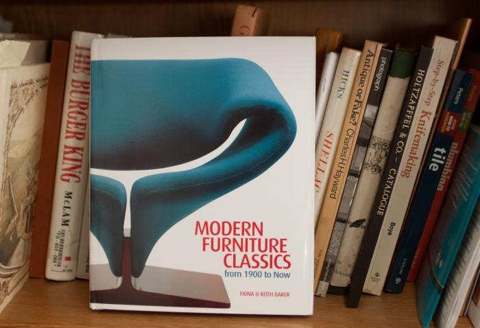 Modern Furniture Classics from 1900 to Now