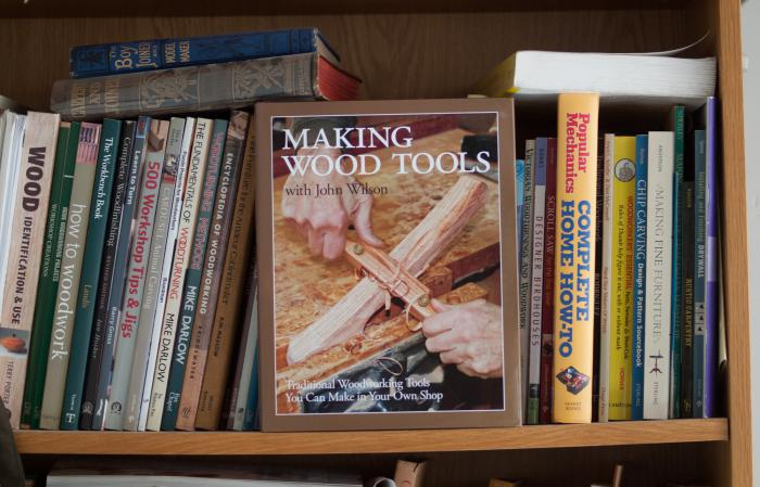 Making Wood Tools with John Wilson