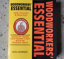 Woodworkers' Essential Facts, Formulas and Short-Cuts