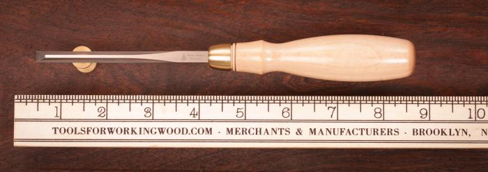 "1/4"" Dovetail Chisel"