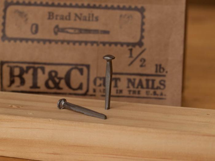 BT&C Cut Brad Nails