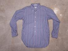 Engineered Garments  - 19th Century BD Shirt - Multi-Color Small Stripe