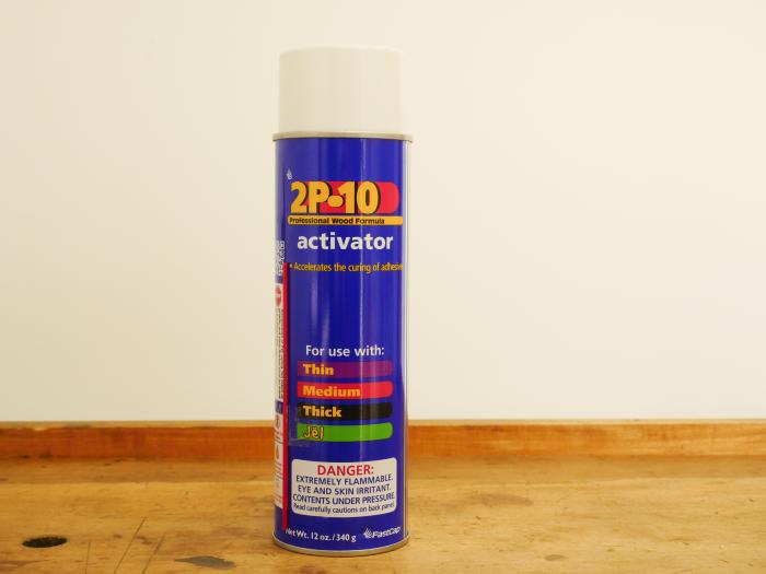 2P-10 Activator with spray top - 12 oz