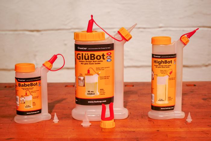 FastCap GluBot - The GluBot Family