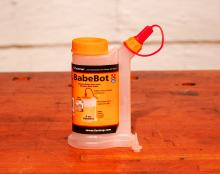 Highbot and Babebot Accessory Kit Includes Tips And Lids