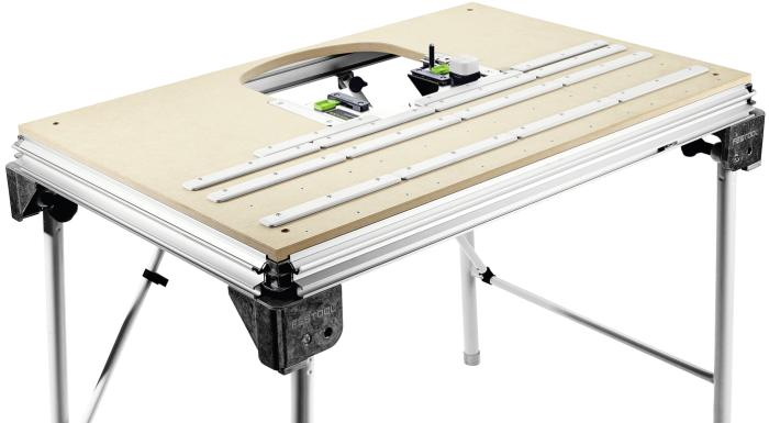 MFT/3 Conturo Table (Save 10% if purchased at the same time with any Festool tool - discount shown in cart) (#500869)