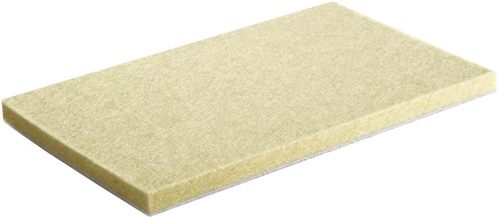 Polishing Felt 80x133mm 5x, KA65 (#499894)*