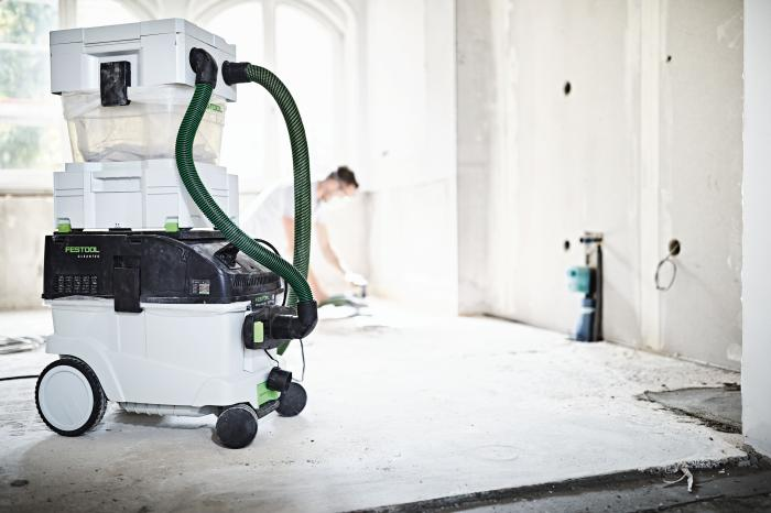 Festool CT-VA 20  - Cyclone and Accessories - (Vacuum not included)
