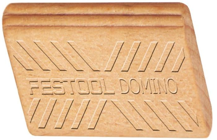 Domino Beech tenon 4x20 (450 pieces) (#495661)