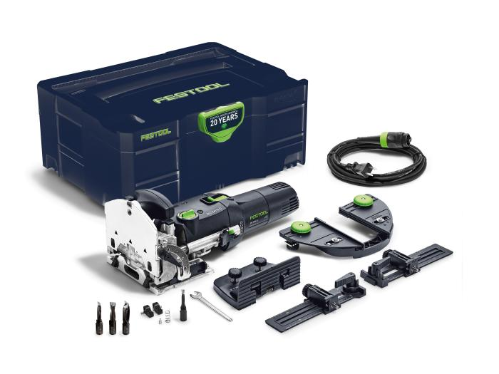 DF 500 DOMINO Emerald Edition Set w/ Trim and Cross Stop extras: Cutters D6, D8, D10 ($136 Value) (#576693)