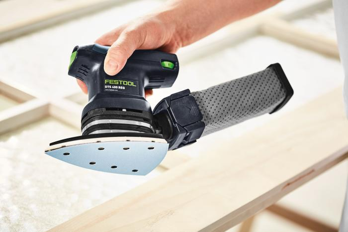 FESTOOL DTS 400 REQ-PLUS Iron Shaped Orbital Sander