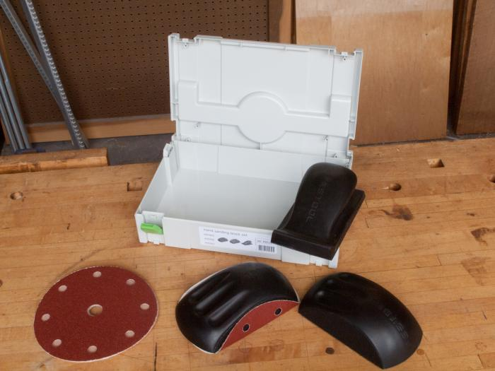 FESTOOL Hand Sanding Blocks