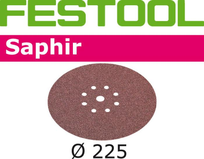 "Festool Planex Saphir Sandpaper Disks (225mm/ 9"")"