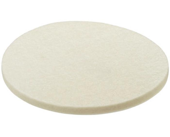 Soft polishing felt  for pre-polishing new paints, finishes, plastics or wood, box of 5 (#493077)