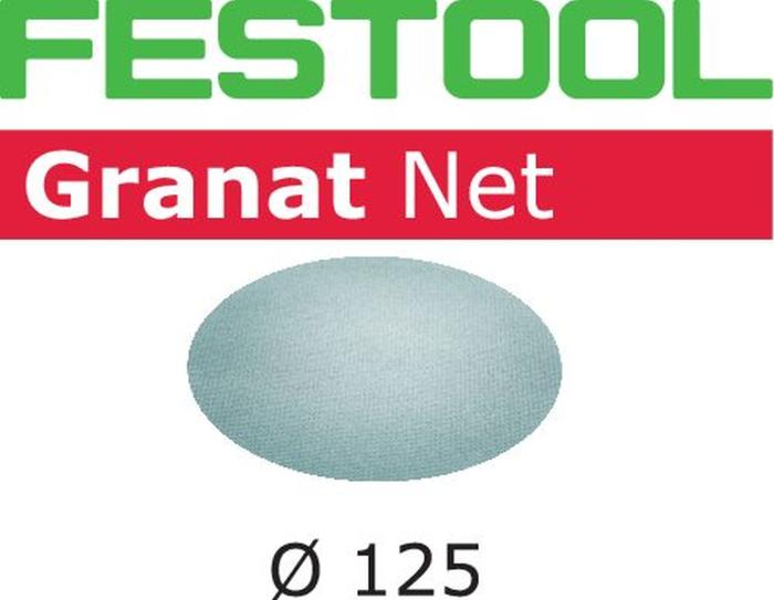"Festool Granat Net  - 5"" (125mm) Diameter Sanding Disks"