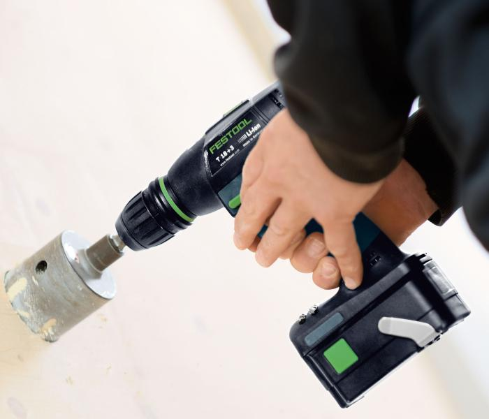 FESTOOL T Series Lithium Ion Cordless Drills