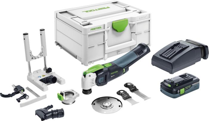 Plus Set includes Tool, Accessories, (1) 4.0Ah Li Bluetooth Batteries and TCL6  Charger (#576590)
