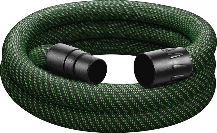 Smooth Suction Antistatic  Hose, 36mm diam. 5M (16.5') for  (#500684)