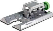 Angle Base. Tool-Free - stepless adjustments from +/-45° inside or outside angles.(#496134)