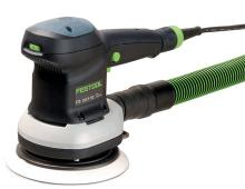 "ETS 150/3 EQ-Plus - Short 1/8"" stroke sander for fine finish work in Systainer³ (#575079)"