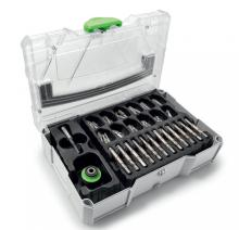 Festool Centrotec Set in Mini T-Loc Systainer - Limited Edition #203815
