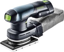 FESTOOL Cordless Orbital Sander RTSC 400 Li-Plus Sander and Accessories