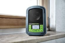Festool SYSROCK Bluetooth and FM Radio