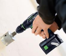 FESTOOL T Series Lithium Ion 5.2 Ah Cordless Drills