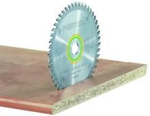 48 tooth ATB blade for clean cross cuts in all wood materials (comes with saw). (#495377)