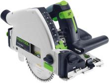 FESTOOL TS 55 REQ Circular Saw, Accessories, and Blades
