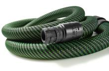 Smooth Suction Antistatic  Hose, 27mm diam. 3.5M (11.5') for CT 26/36/48 (#204921)