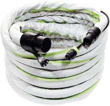 10m (37ft) Tapered Hose, with sleeve and integrated 16 AWG Plug It cord, (#201778)