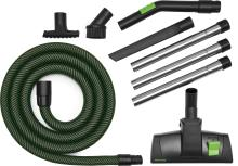 Installer Set w/36mm smooth anti-static hose (#203408)