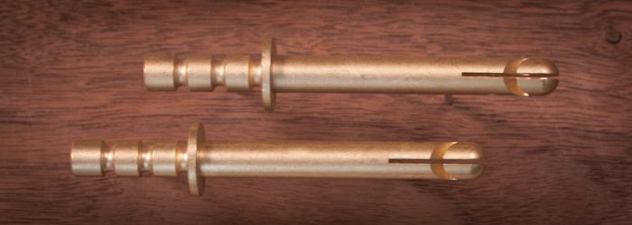 Pair of Bow Saw Pins