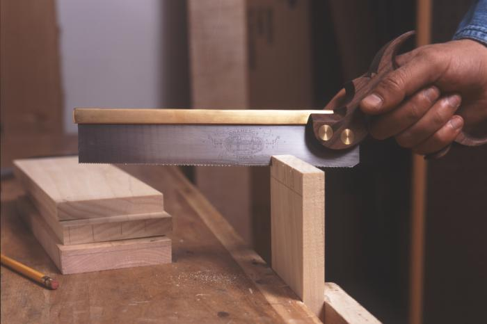 "The Gramercy Tools 9"" Dovetail Saw"