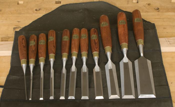Mk2 Beveled Edge Bench Chisels by Ashley Iles