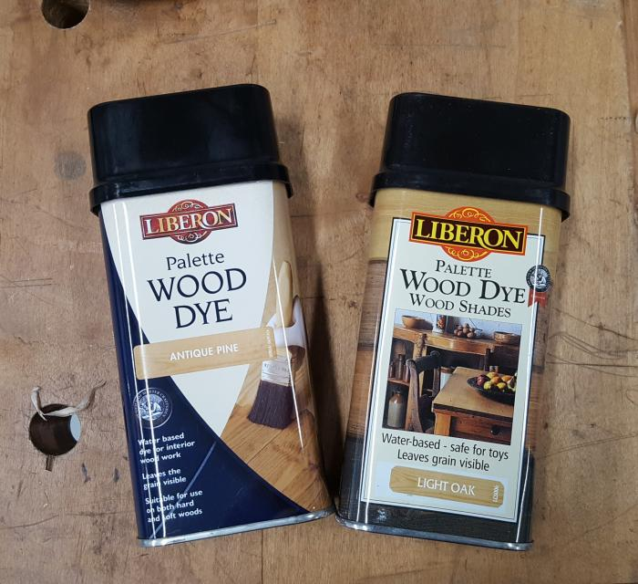 Liberon Palette Wood Dye -250 ml