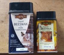 Liberon Liquid Beeswax with Pure Turpentine