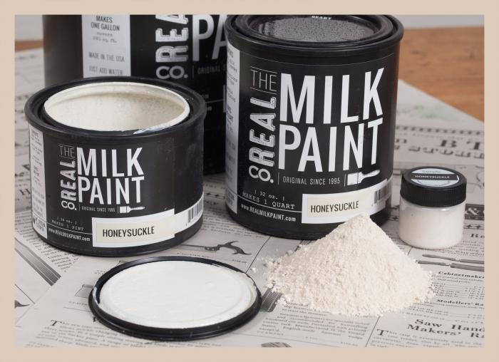 Real Milk Paint - Beiges
