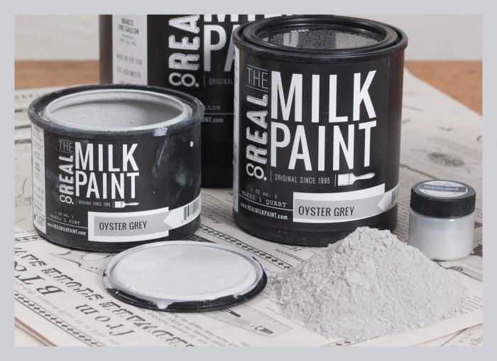 Real Milk Paint - Grays