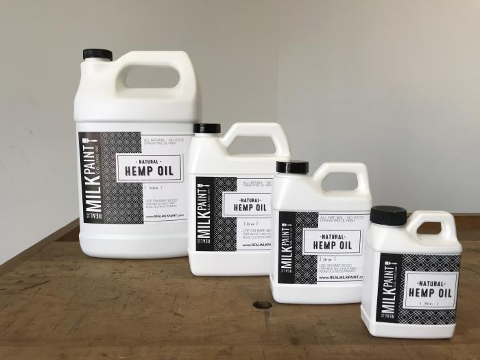 Hemp Oil by Real Milk Paint