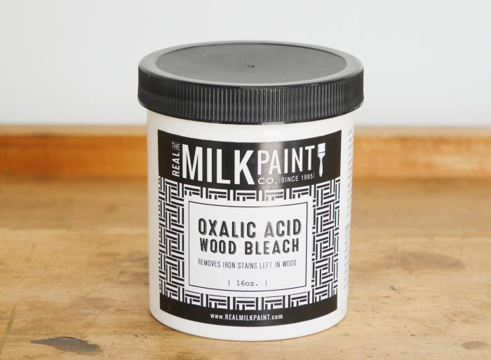 Real Milk Paint Oxalic Acid