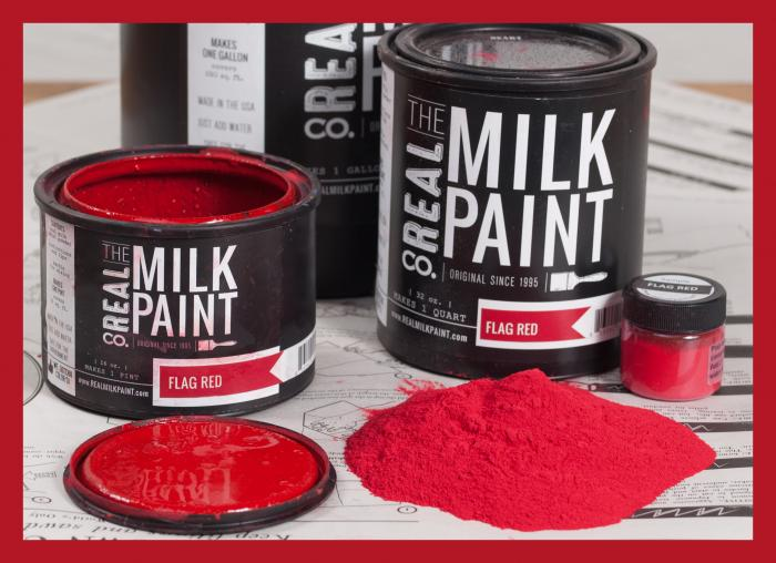 Real Milk Paint - Reds