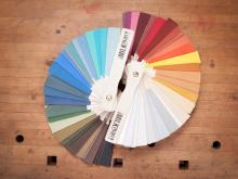 Real Milk Paint Color Sample Sticks