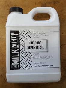 Outdoor Defense Oil  by Real Milk Paint