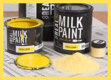 Real Milk Paint - Yellows