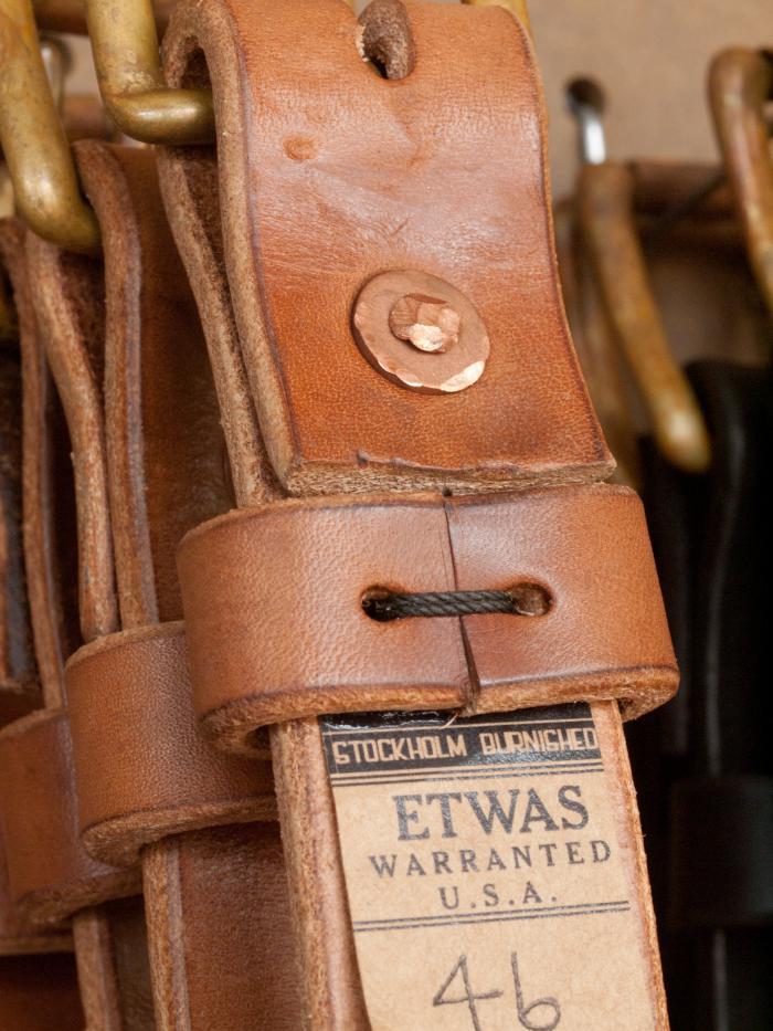 Leather Belts By ETWAS