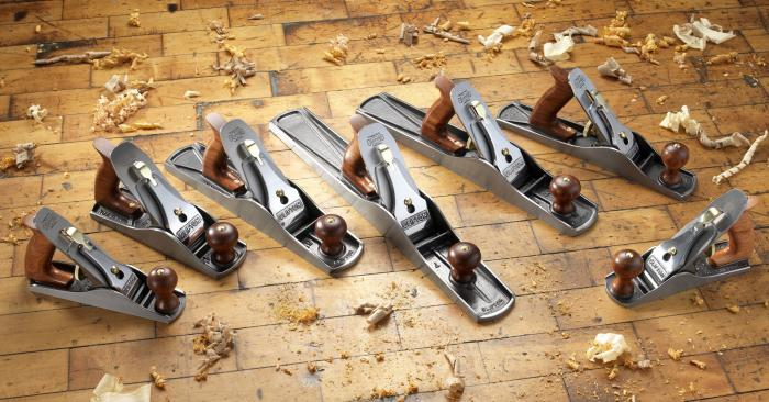 Clifton Bench Planes