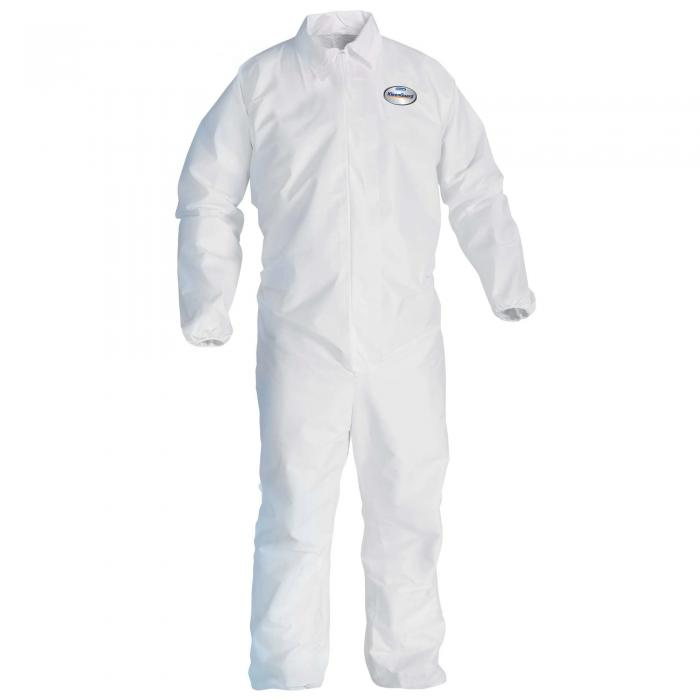 Disposable Kleenguard Coverall To Go