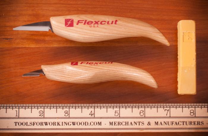 Flexcut carving knife sets